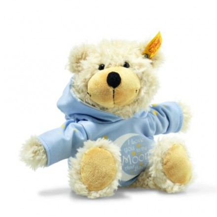 Charly Teddy Bear I Love You To The Moon And Back One More Bear